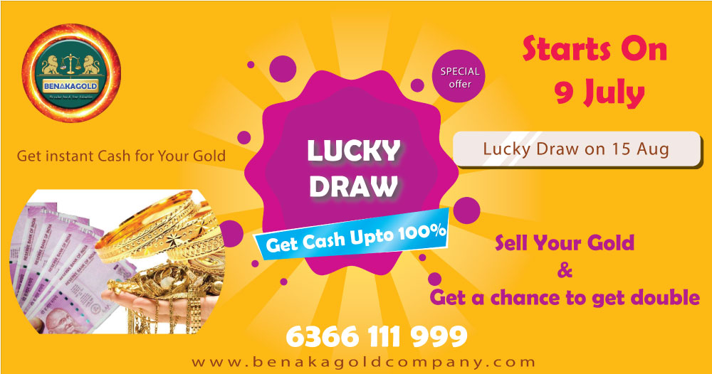 best place to sell gold in Bangalore